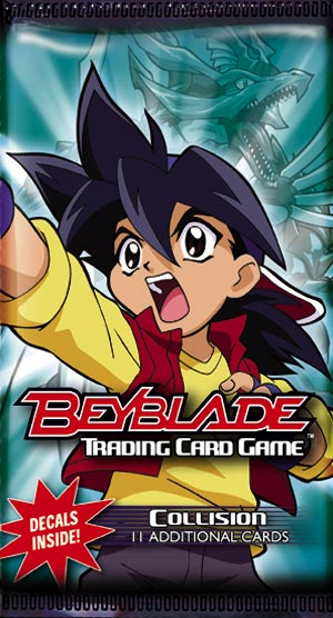 Beyblade: Collision - booster